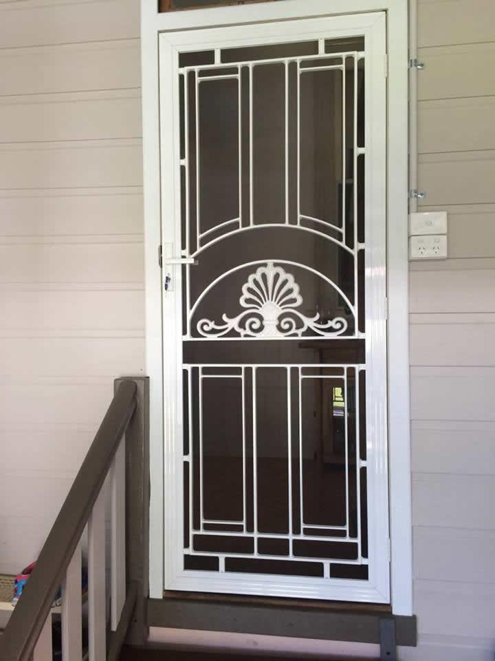 Security Doors Ace Glass Amp Aluminium